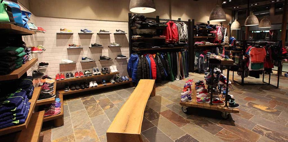 Athletic Store Design | Action Sport | SAVOPOULOS Shop Fitting